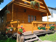 Бунгало, Летние домики