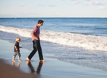 Отпуск с маленькими детьми