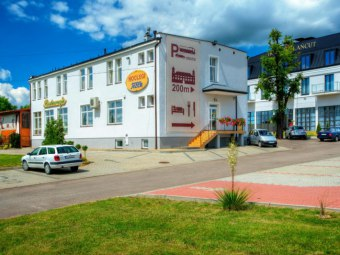 Bed & Breakfast i Restauracja Sezam